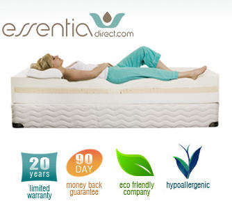 non toxic memory foam mattress World's Only Natural Memory Foam | Acorn Wellness non toxic memory foam mattress