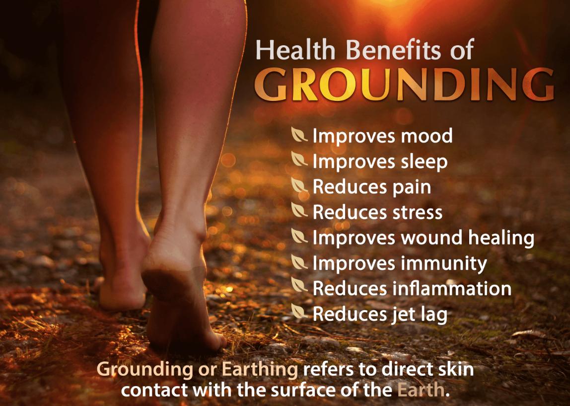 Grounding For Health