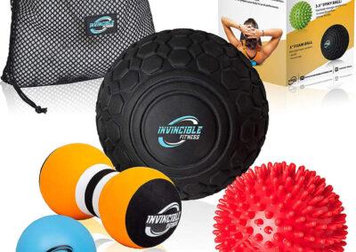 Deep Tissue Massage Ball Set